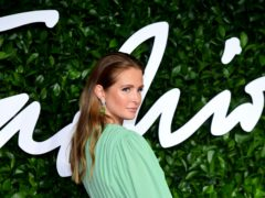 Millie Mackintosh is expecting her first child (Ian West/PA)