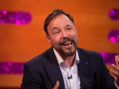 Stephen Graham won the best male actor award (David Parry/PA)