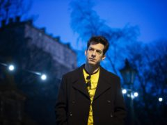 Mark Ronson said he had to cut down on partying to ensure his music was taken seriously (Jane Barlow/PA)