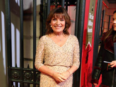 Lorraine Kelly (David Parry/PA)