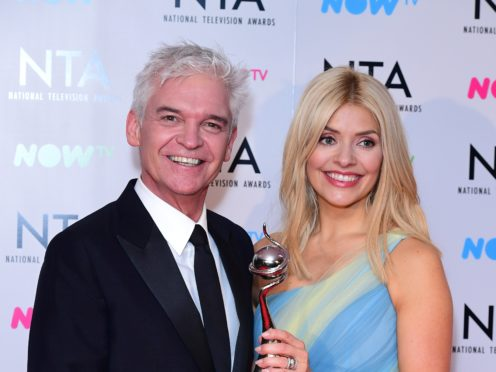 More viewers have tuned in to watch Phillip Schofield and Holly Willoughby (Ian West/PA)