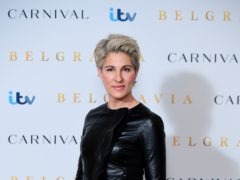 Tamsin Greig reveals impact of wearing 'awful' corset for Belgravia (Ian West/PA)