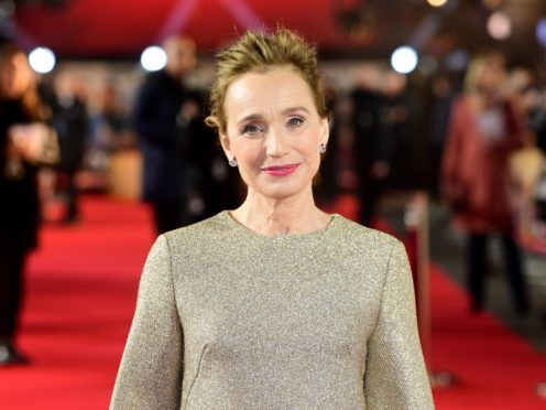 Kristin Scott Thomas 'fed up' with the way women are treated as they age (Ian West/PA)