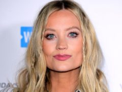 Laura Whitmore attending the WE Day UK charity event and concert held in London (Ian West/PA)