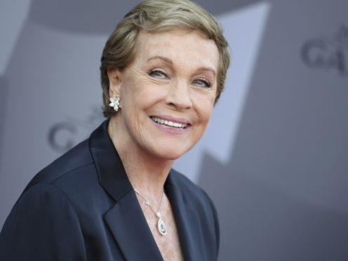 Julie Andrews (AP)