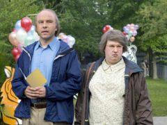 David Walliams and Matt Lucas in Little Britain (BBC/HBO/PA)