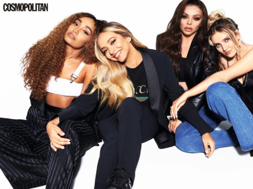 Little Mix star Jade Thirlwall says the band would fall apart if one of the members quit (Cosmopolitan/Matthew Eades/PA)