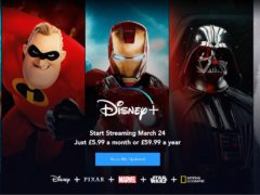 Disney+ launch events in London cancelled amid coronavirus fears (Disney/PA)