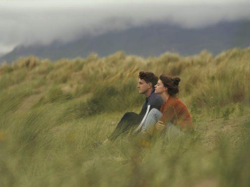 Daisy Edgar-Jones as Marianne and Paul Mescal as Connell (BBC/PA)
