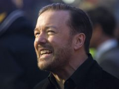 Ricky Gervais made two series of The Office and Extras (Justin Tallis/PA)