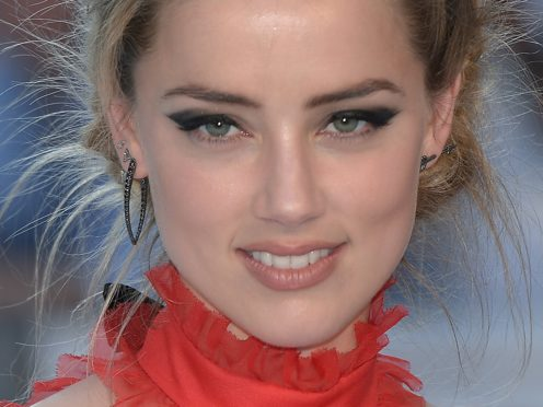 Part of Amber Heard's evidence will be heard in private (Anthony Devlin/PA)