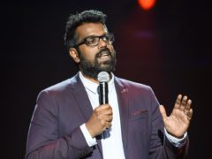 Comedian Romesh Ranganathan has teamed up with the Beano to find Britain's funniest family (PA)