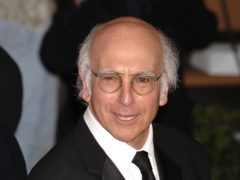 Curb Your Enthusiasm star Larry David has hit out at 'idiots' ignoring social distancing instructions amid the coronavirus outbreak (Yui Mok/PA)