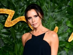 Victoria Beckham has spoken to a group of NHS workers amid the coronavirus epidemic (Ian West/PA)
