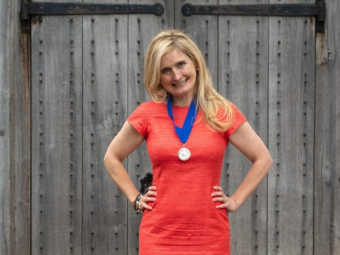 Cressida Cowell's tenure as Children's Laureate has been extended by 12 months due to the coronavirus outbreak, it has been announced (Dominic Lipinski/PA)