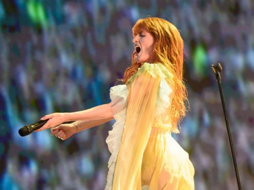 Florence + The Machine at British Summer Time festival (Matt Crossick/PA)