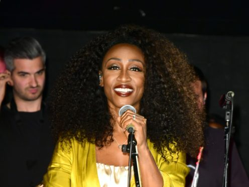Beverley Knight (Ian West/PA)