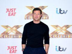 TV presenter Dermot O'Leary has updated fans on wife Dee Koppang's pregnancy (Ian West/PA)
