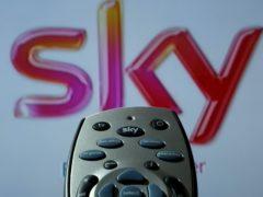 Sky has big ambitions for its Elstree site (Chris Radburn/PA)