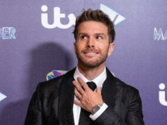 Joel Dommett will present a new show from home (Ian West/PA)