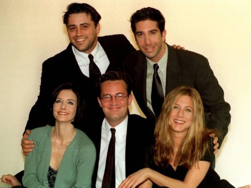 The Friends reunion special has been delayed (Neil Munns/PA)
