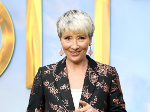Emma Thompson called on ministers to show 'decency and humanity' (Lia Toby/PA)