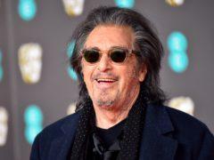 Al Pacino turned 80 on April 25 (Matt Crossick/PA)