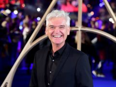 Phillip Schofield is celebrating his 58th birthday (Ian West/PA)