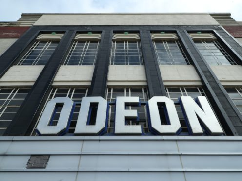 The world's largest cinema chain, which owns Odeon Cinemas, has said it will refuse to screen any Universal Pictures films over comments its CEO made regarding the future of theatrical releases (Yui Mok/PA)