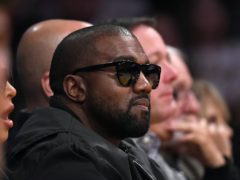 Kanye West indicated he will be supporting Donald Trump in the upcoming election (Mark J Terrill/AP)