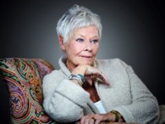 Dame Judi Dench appeared at the London theatre (Orange Tree/PA)