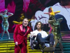 A scene from Jesus Christ Superstar by Andrew Lloyd Webber and Tim Rice (Tristram Kenton)