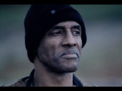 John Fashanu tackles Celebrity SAS: Who Dares on Channel 4 (Channel 4)