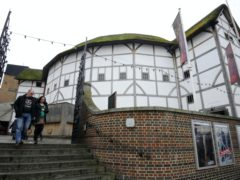Shakespeare's Globe (Louisa Collins-Marsh/PA)
