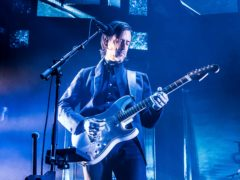 Radiohead guitarist Ed O'Brien said the band was 'dormant' (David Jensen/PA)