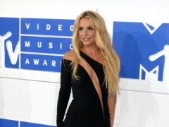 Britney Spears has released a bonus track called Moon Ring (PA)