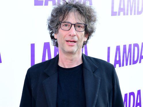 Neil Gaiman (Ian West/PA)