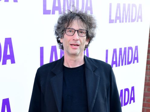 Neil Gaiman travelled from New Zealand to Scotland during lockdown (Ian West/PA)