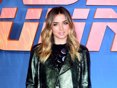 No Time To Die star Ana De Armas cuddled up to boyfriend Ben Affleck as she celebrated her 32nd birthday (Ian West/PA)