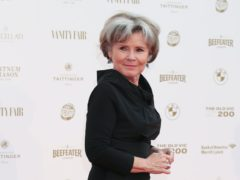 Imelda Staunton will play the Queen in The Crown (Yui Mok/PA)