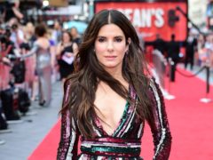 Sandra Bullock made an emotional appearance on Jada Pinkett Smith's Red Table Talk alongside her daughter (Ian West/PA Wire)