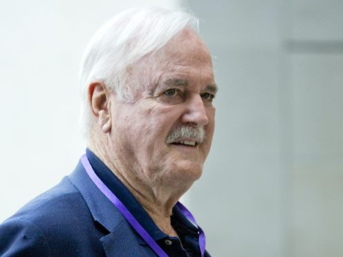 John Cleese has written a book about creativity (Isabel Infantes/PA)