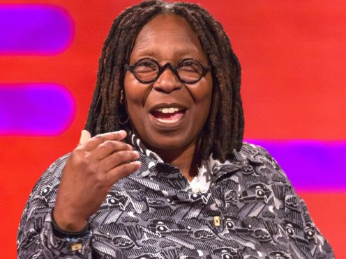 Whoopi Goldberg has joined a plea to people from BAME backgrounds to help with Covid-19 research (Tom Haines/PA)