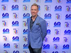 Simon Thomas has paid tribute to his father, after his death aged 78.