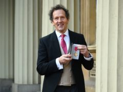 Monty Don's dog Nigel was a star of Gardeners' World (Kirsty O'Connor/PA)