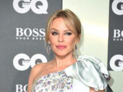 Kylie Minogue (Matt Crossick/PA)