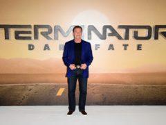 Arnold Schwarzenegger's donkey Lulu is becoming an Instagram star (Ian West/PA)