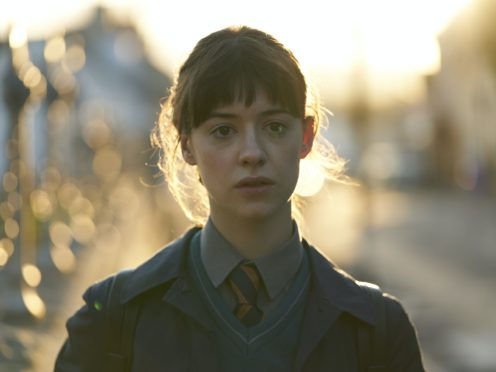 Daisy Edgar-Jones as Marianne in Normal People (BBC/Element/Enda Bowe/PA)
