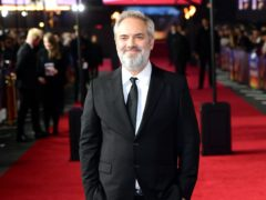 Director Sam Mendes (Ian West/PA)