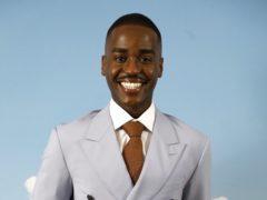 Ncuti Gatwa stars in Sex Education (David Parry/PA)